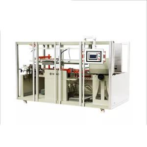 High-speed box opening machine